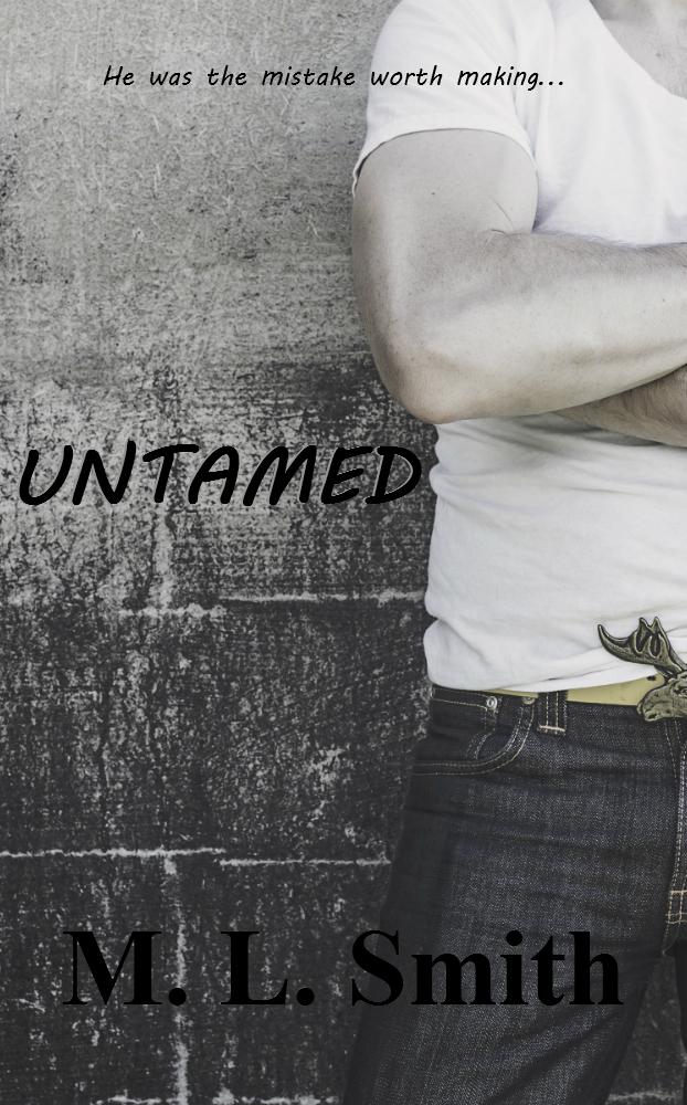 untamed Book Cover 3