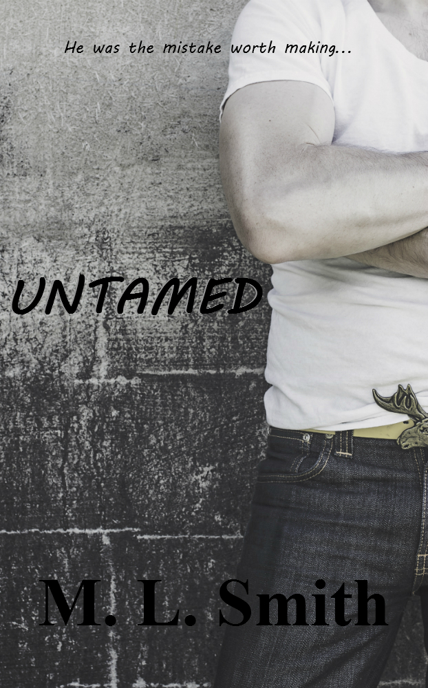 untamed Book Cover 3